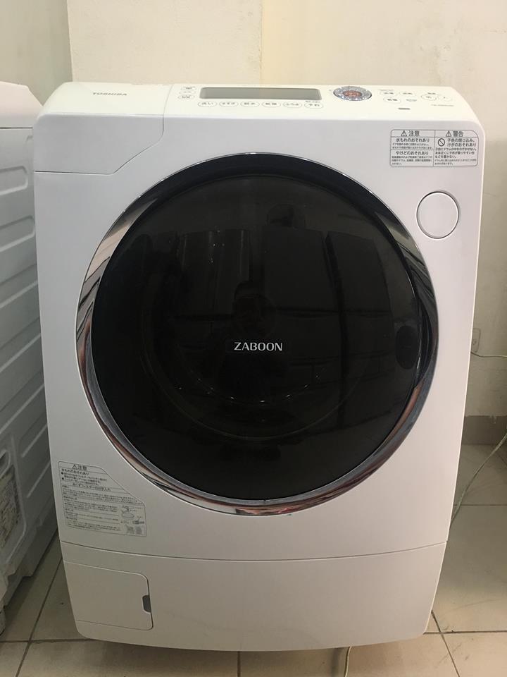 MÁY GIẶT TOSHIBA TW-Z9500 HÀNG GIẶT 9KG SẤY 6KG