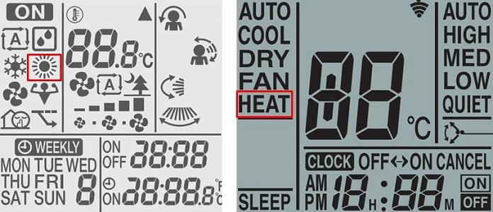 máy điều hoà có làm nóng không