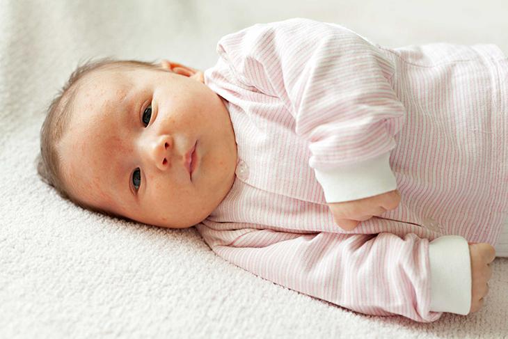 máy điều hòa cho trẻ sơ sinh
