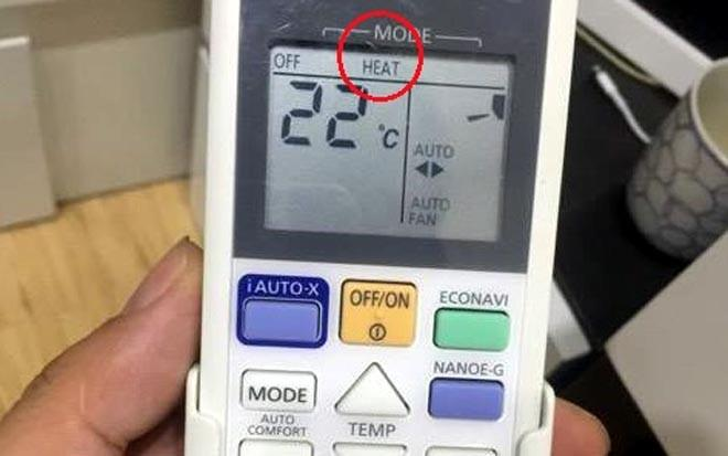 Trả lời câu hỏi: Máy điều hoà có làm nóng không?
