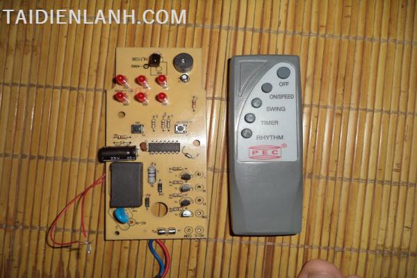 máy điều hòa không nhận tín hiệu từ remote