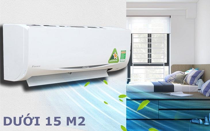 máy điều hòa cho phòng 15m2