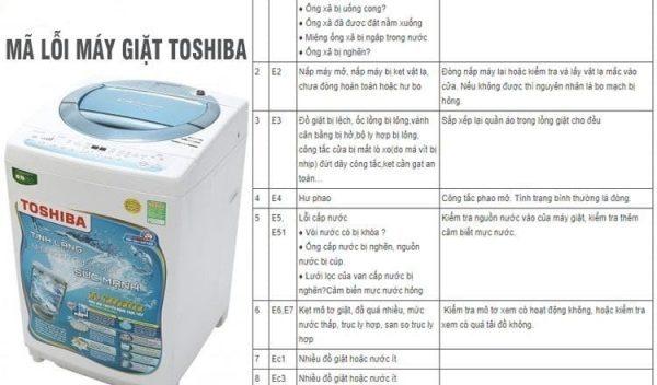 Bang May Giat Toshiba 1