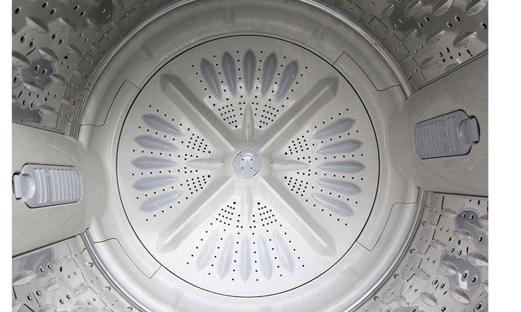 thế nào là máy giặt cửa trên