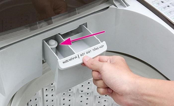 tại sao máy giặt không xả nước