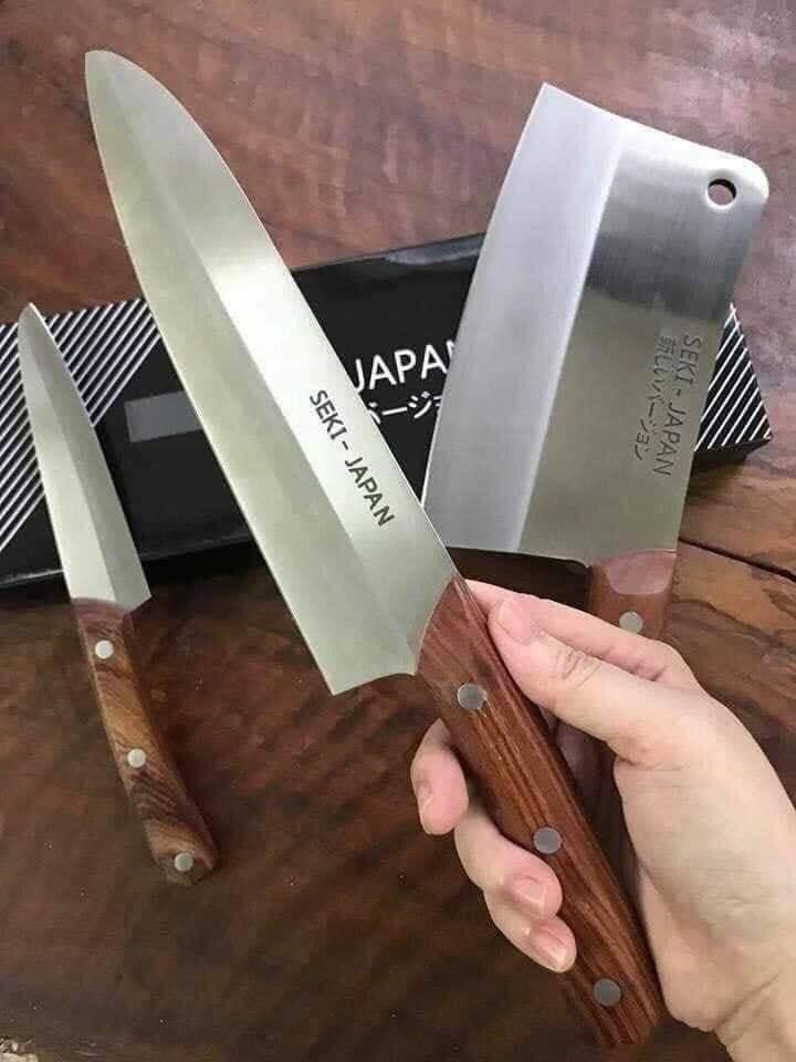 Bộ Dao Kéo Seki Nhật Bản 1
