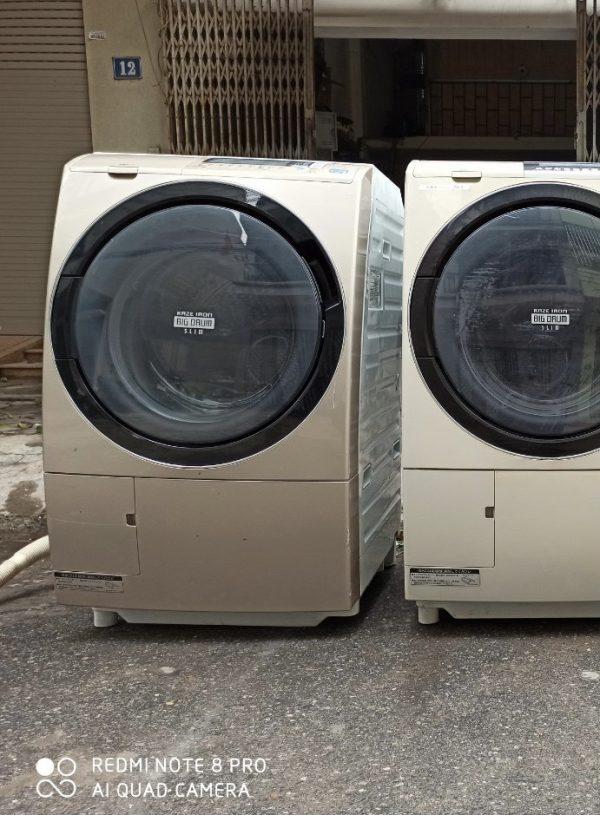 Máy Giặt Hitachi Bd S7500 2