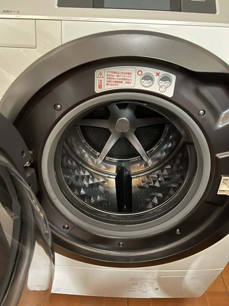 Máy Giặt Panasonic Vx9500 Giặt 10kg Sấy 6kg 1
