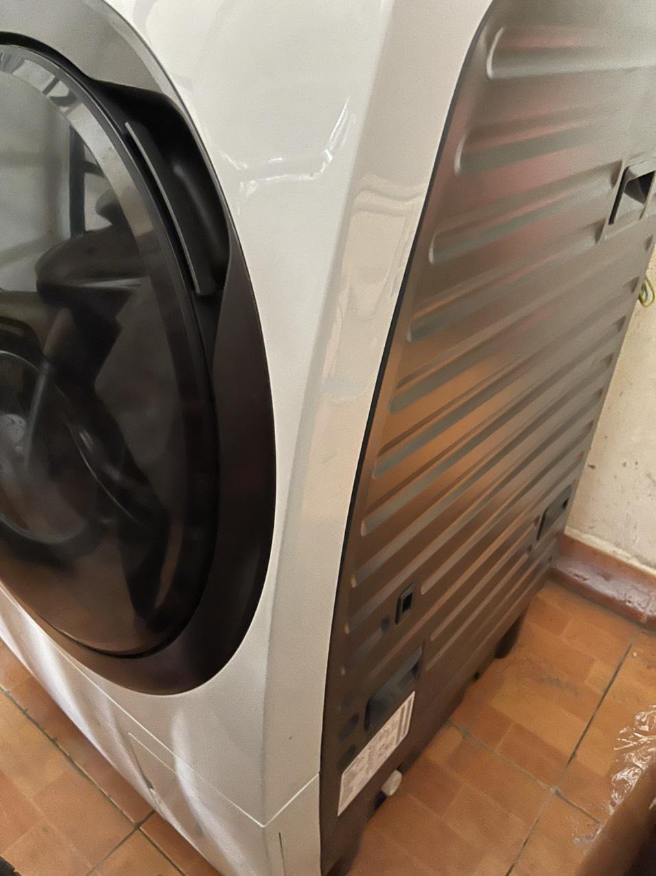 Máy Giặt Panasonic Vx9500 Giặt 10kg Sấy 6kg 2