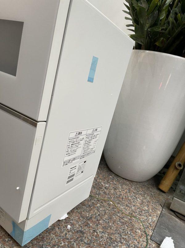 Máy Rửa Bát Panasonic Tz100 2