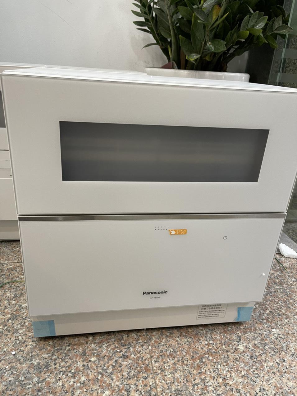 Máy Rửa Bát Panasonic Tz100