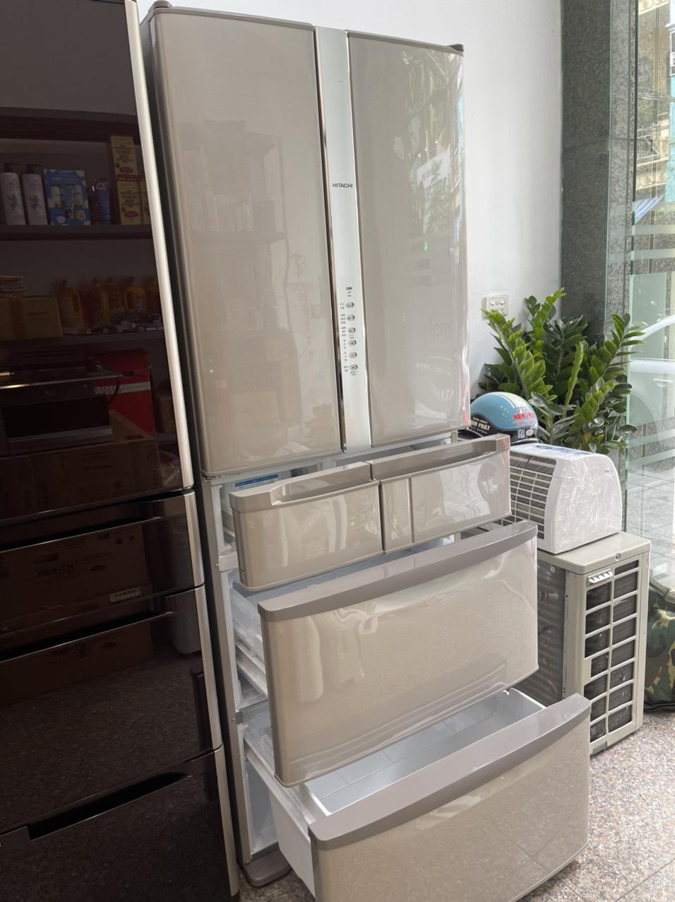 Tủ Lạnh Hitachi R F48mg Date 2020 1