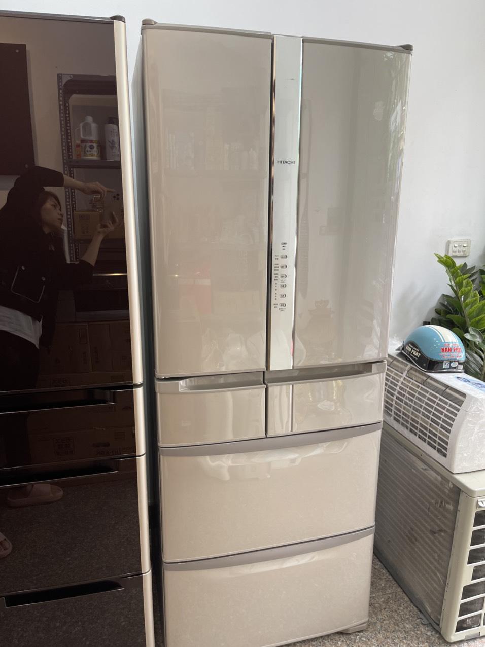 Tủ Lạnh Hitachi R F48mg Date 2020