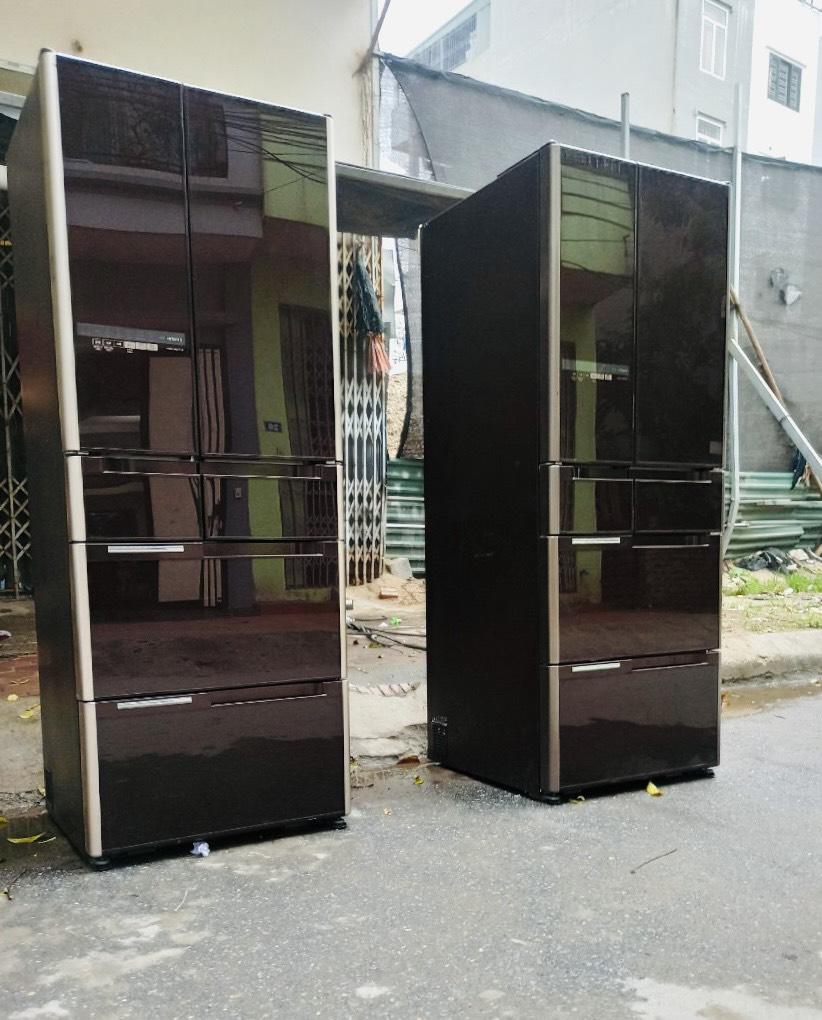 Tủ Lạnh Hitachi R G5700e