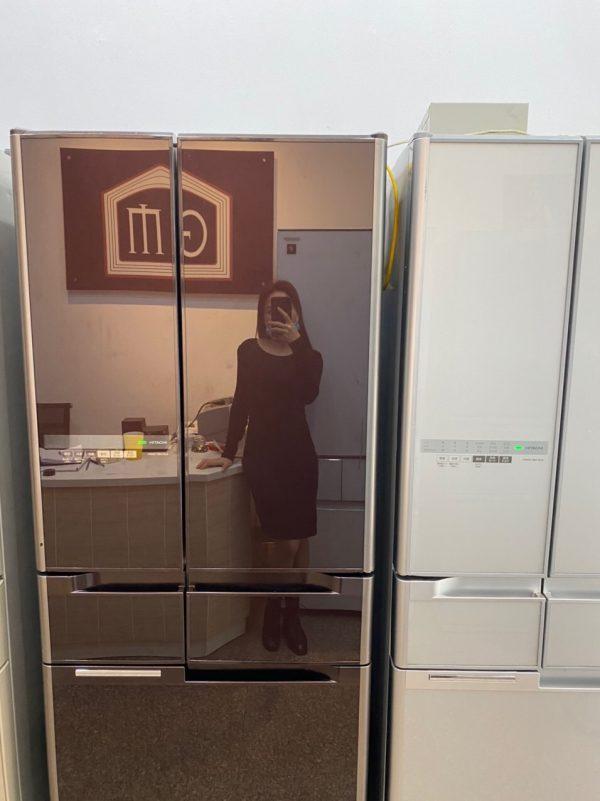 Tủ Lạnh Hitachi R G5700e 7