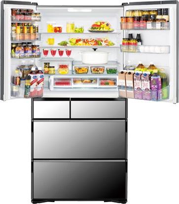 Tủ Lạnh Hitachi R Wx62k 4