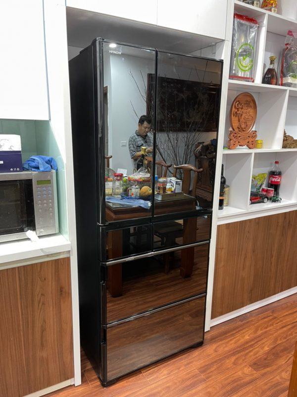 Tủ Lạnh Hitachi Rwx74k 4