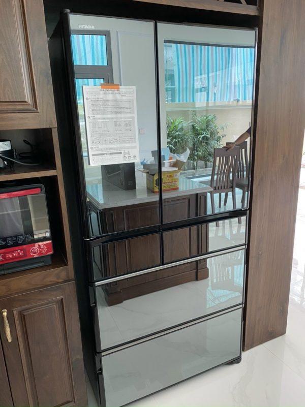 Tủ Lạnh Hitachi Rwx74k 6