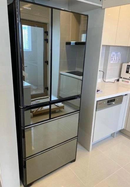 Tủ Lạnh Hitachi Rwx74k V