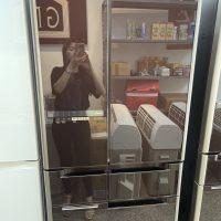 Tủ Lạnh Hitachi R C4800 Mặt Gương Cao Cấp 2