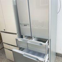 Tủ Lạnh Hitachi Màu Xanh Xám G5700 1