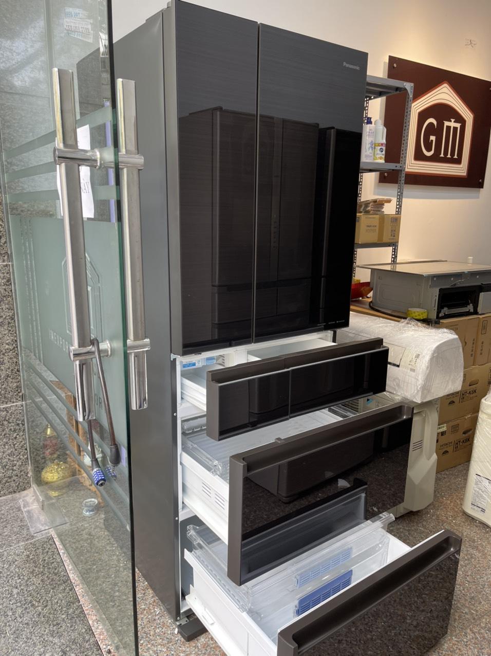 Tủ Lạnh Panasonic Nr F5556 1