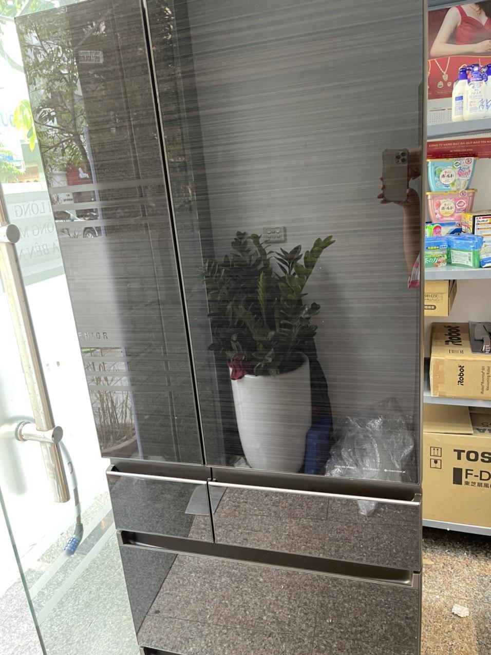 Tủ Lạnh Panasonic Nr F5556 3