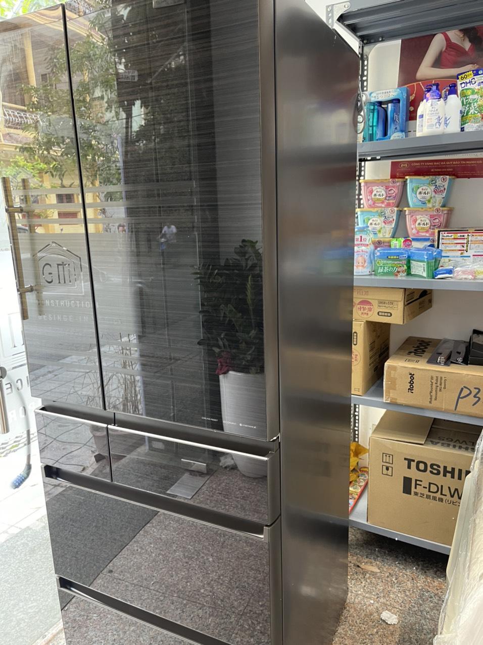 Tủ Lạnh Panasonic Nr F5556 8