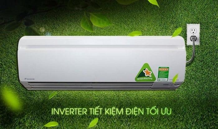 Điều hòa Inverter - Giải pháp tiết kiệm điện nhất cho mùa hè này