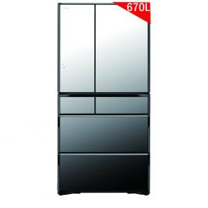 Hướng dẫn sử dụng tủ lạnh Hitachi R-WX67J