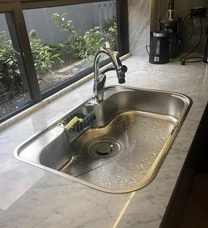 Chậu rửa bát N801BIA-EB